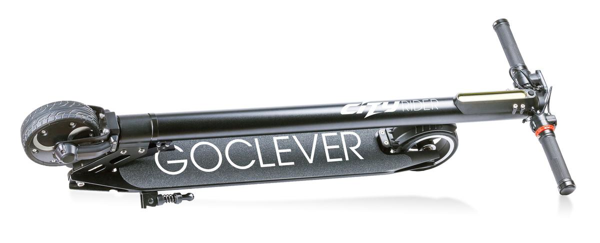 Bild 5 von GOCLEVER E-Scooter Rider5 ALU