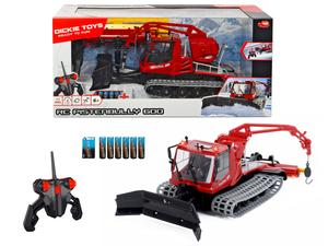 Dickie Spielzeug - RC Pistenbully 600, RTR
