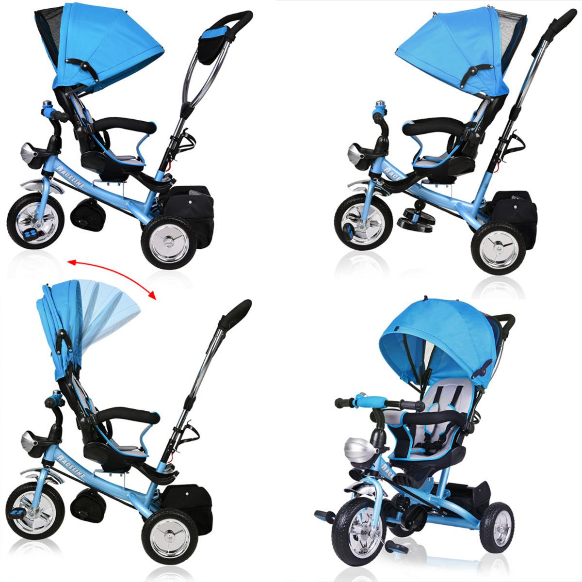 Bild 1 von Deuba Kinderdreirad - Blau