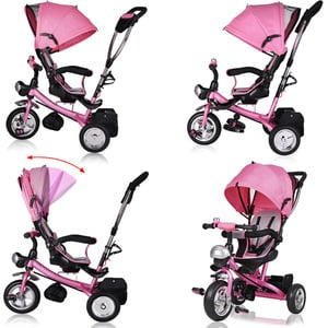 Deuba Kinderdreirad - Pink
