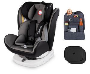 Lionelo Auto Kindersitz mit Isofix in grau