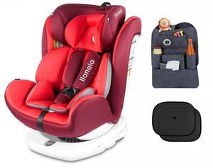 Lionelo Auto Kindersitz mit Isofix in rot