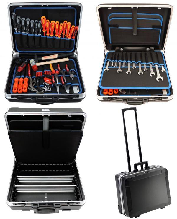 FAMEX 604-79 Trolley ABS Werkzeugkoffer