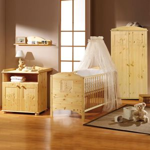 home24 Babyzimmer Dream (3-teilig)