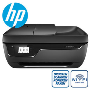 OfficeJet 3833 • randlose Fotodrucke, gestochen scharf • kostengünstige Einzeltinten