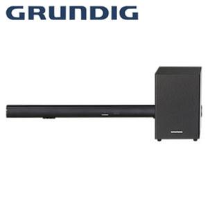2.1-Bluetooth®-TV-Soundbar DSB 990 mit Funk-Subwoofer · 80 Watt RMS · HDMI-/USB-/Aux-/optischer-Anschluss · inkl. Wandhalterung · Maße Soundbar: H 6,0 x B 88,0 x T 8,0 cm · Maße Subwoofer: H