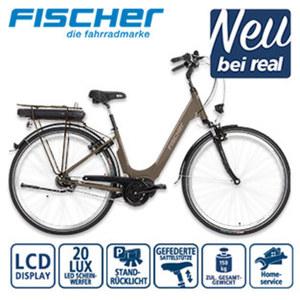 Alu-Elektro-Citybike CITA 3.0 - Fahrunterstützung bis ca. 25 km/h - hochwertiger Li-Ionen-Akku 36 V/11 Ah, 396 Wh - Reichweite: bis ca. 100 km (je nach Fahrweise) - wartungsfreier Mittelmotor, 250 W