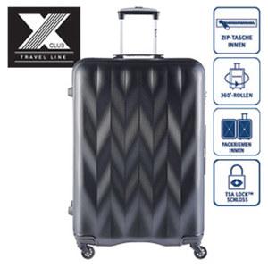 ABS-Hartschalenkoffer Koffer L: 76,5 cm/4,5 kg/105 Liter