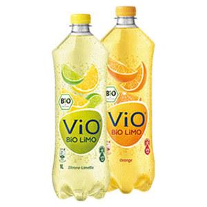Vio Bio Limo versch. Sorten, jede 1-Liter-Flasche