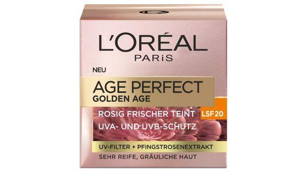 L'ORÉAL PARIS AGE PERFECT Golden Age LSF20