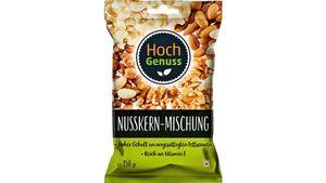 Hochgenuss Nusskern-Mix