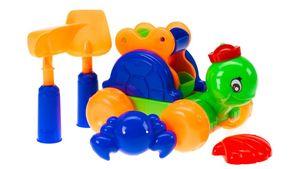 Müller - Toy Place - Sandset mit Schildkröte, 7-teilig