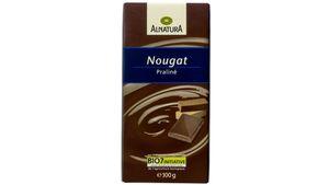 Alnatura Nougat Schokolade