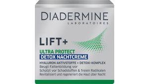 DIADERMINE Lift+ Nachtpflege Ultra Protect Detox Nachtcreme