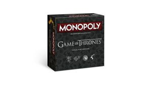 Winning Moves - Monopoly - Game of Thrones