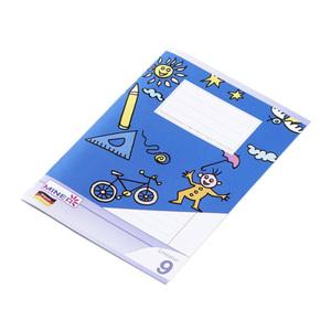Minea Schulheft Nr. 9 DIN A5, 16 Blatt, liniert