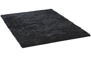Teppich Star ca. 120 x 170 cm schwarz