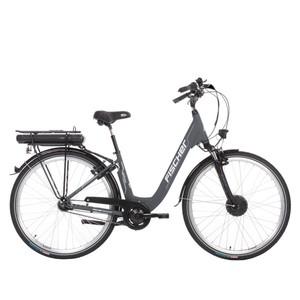 "Fischer City E-Bike 28"" unisex ECU 1801 in anthrazit matt"