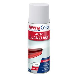 AvenaColor Auto-Glanzlack in Weiß