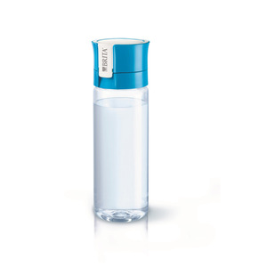 "BRITA Wasserfilter ""fill&go""- Flasche 0,6 Liter in Vital-Blau"
