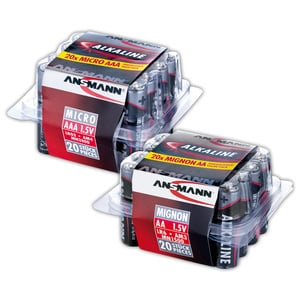 Ansmann Alkaline Batterien