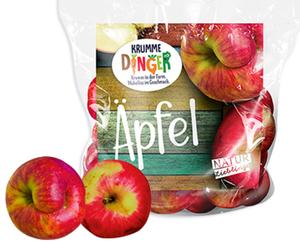 """Äpfel """"Krumme Dinger""""*"""