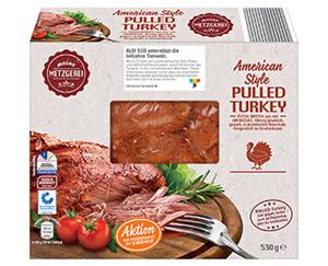 """MEINE METZGEREI Pulled Turkey """"American Style"""""""