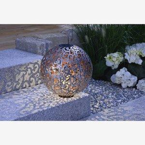 Dekorative Solarkugel