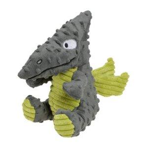 AniOne Plüschspielzeug Dinosaurier Flugsaurier grau/grün