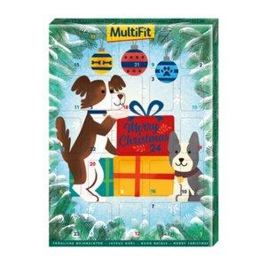 MultiFit Adventskalender für deinen Hund