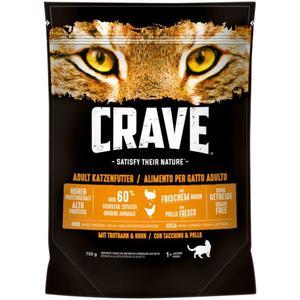 Crave Adult Trockenfutter mit Truthahn & Huhn 6.65 EUR/1 kg
