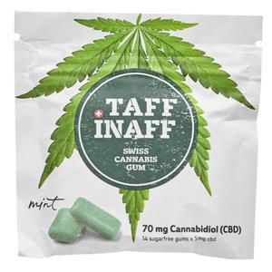 Taff Inaff Cannabis Gum