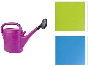 Gießkanne - 10 Liter - verschiedene Farben