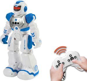 Urban Bot - Roboter mit 10 Funktionen und programmierbar - Akku betrieben