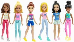 Barbie On The Go - Puppe - 1 Stück
