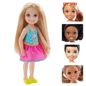 Barbie - Chelsea und Freunde - Puppe - verschiedene Charaktere