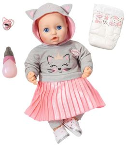 Baby Annabell - Katzenberger Edition - Weichpuppe - ca. 43 cm