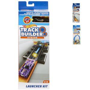 Hot Wheels - Track Builder System - Rennbahn Erweiterung - 1 Set