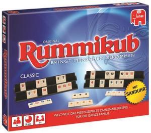 Original Rummikub Classic - mit Sanduhr