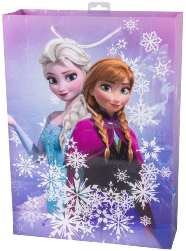 XL Geschenktasche - Die Eiskönigin - Anna und Elsa