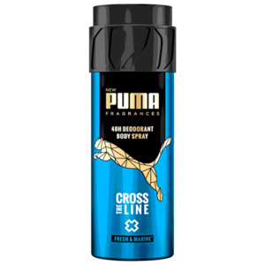 Puma Deo Cross the Line 150ml