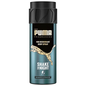 Puma Deo Shake the Night 150ml
