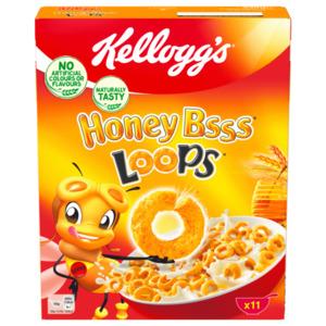 Kellogg's Honey Loops 330g