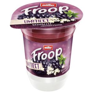 MÜLLER FROOP lim. Brombeer-Holunderblüte