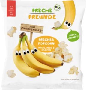 Freche Freunde Snack Freches Popcorn Mais, Reis & Banane ab 1 Jahr