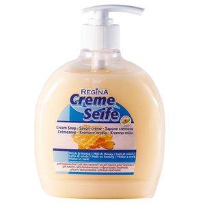 Cremeseife - Spenderflasche - Milch-Honig