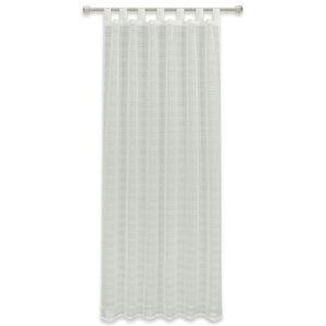 Schlaufenschal BELLINI - silver - 140x245 cm