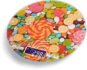 Kitchen Club Küchenwaage, rund - candy