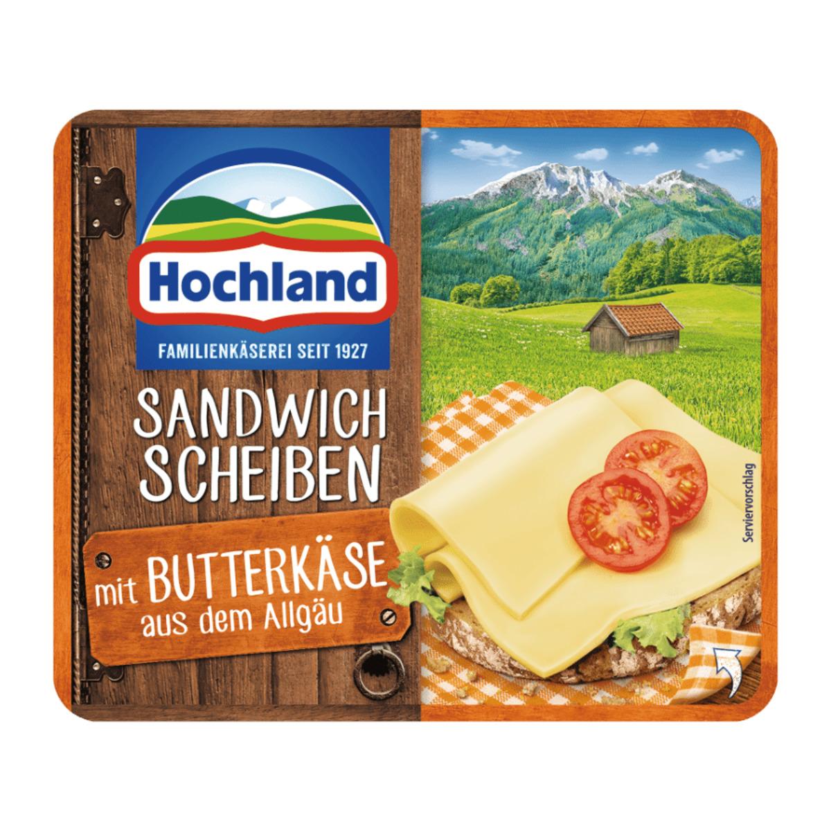 Bild 4 von Hochland Sandwich Scheiben