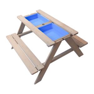PLAYLAND     Sitzbank mit Spieltisch